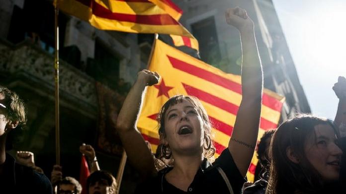 Catalonia Declares Independence