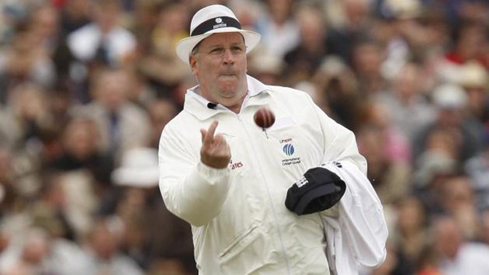 cricket umpire darrell hair found guilty of stealing