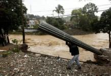costa rica heavy rain took 22 lives
