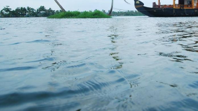 AG on marthandam lake encroachment