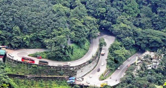 parking in wayanad ghat banned parking in wayanad churam banned