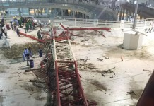 mecca crane crash culprits freed