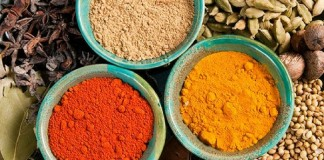 find adulteration in chilly turmeric powder in home