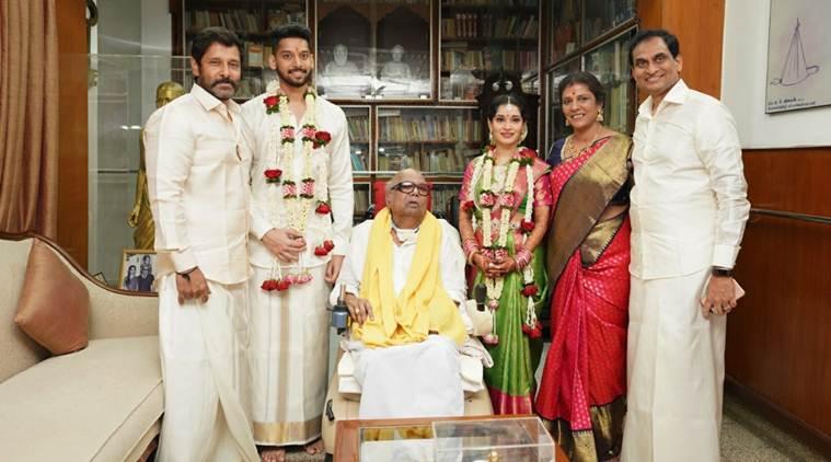 vikram daughter akshitha married