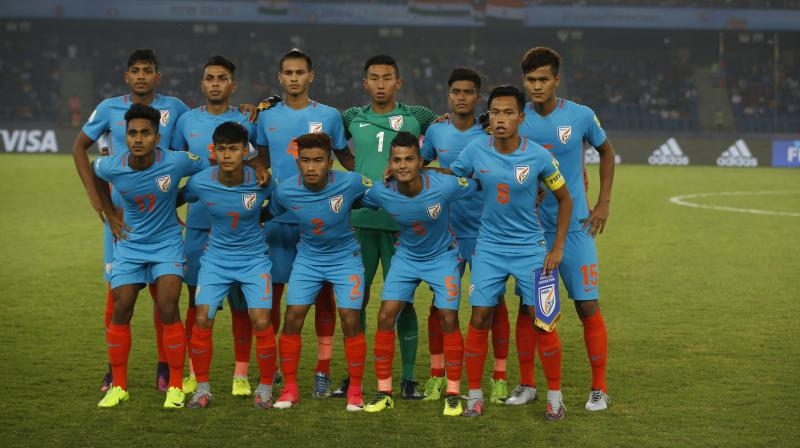 FIFA under 17 world cup india against ghana today