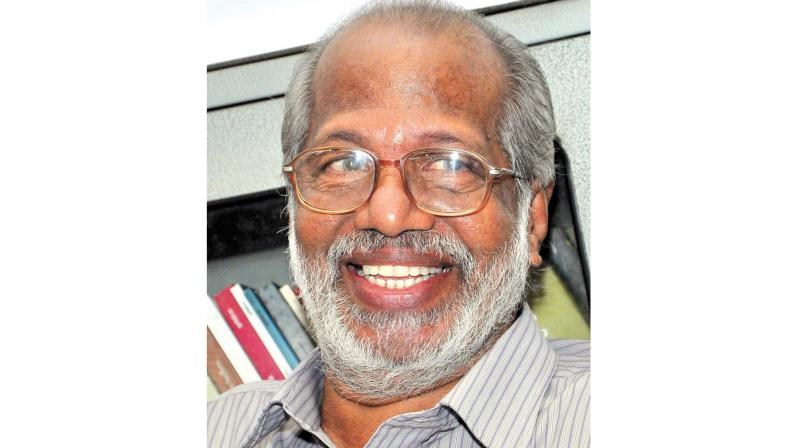 writer thuravoor viswambharan passed away