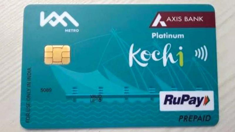 metro one card service to be extended in all stations