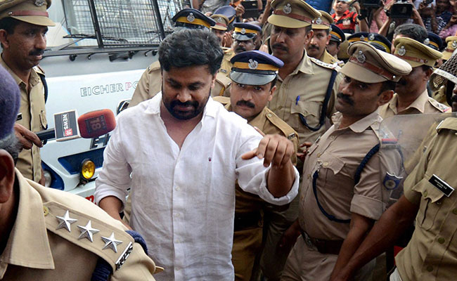 kochi actress attack case dileep involvement dileep prison days to be film