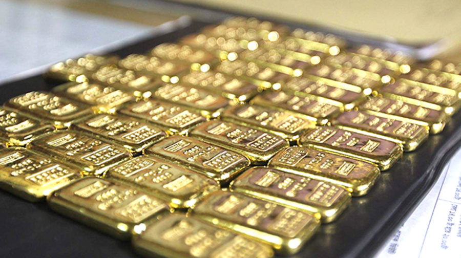 gold seized from delhi gold busicuits seized from rameswaram