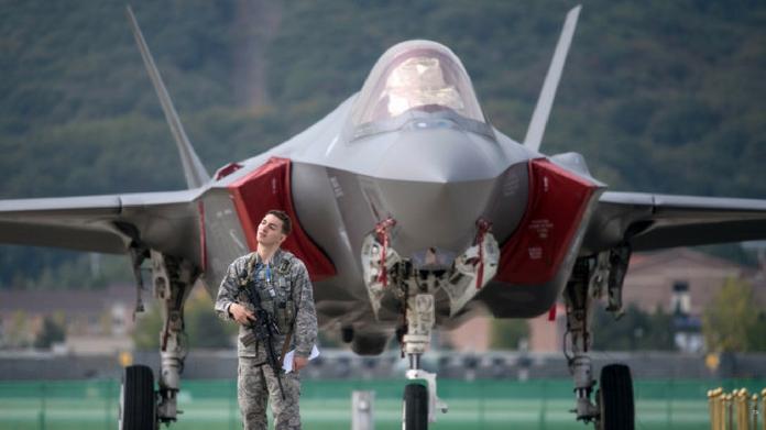 military drills