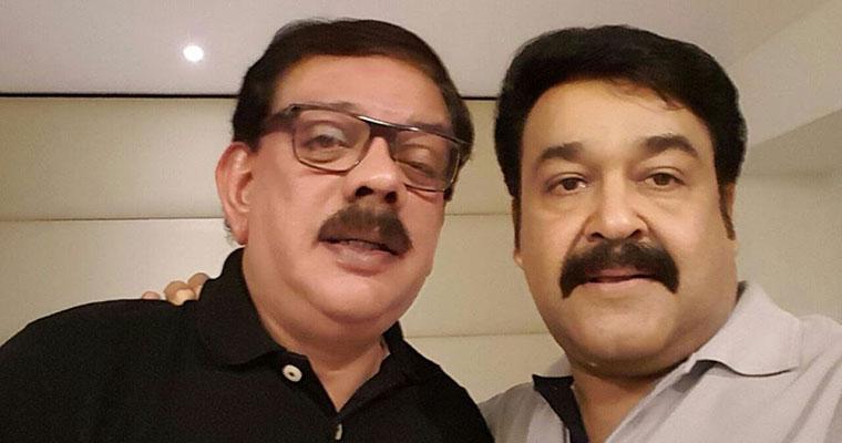 mohanlal and priyadarshan reunites for their 45th film