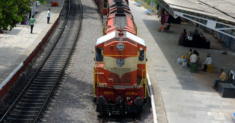 train transport via kottayam hindered railway ministry to cut down ticket fare 26 trains cancelled
