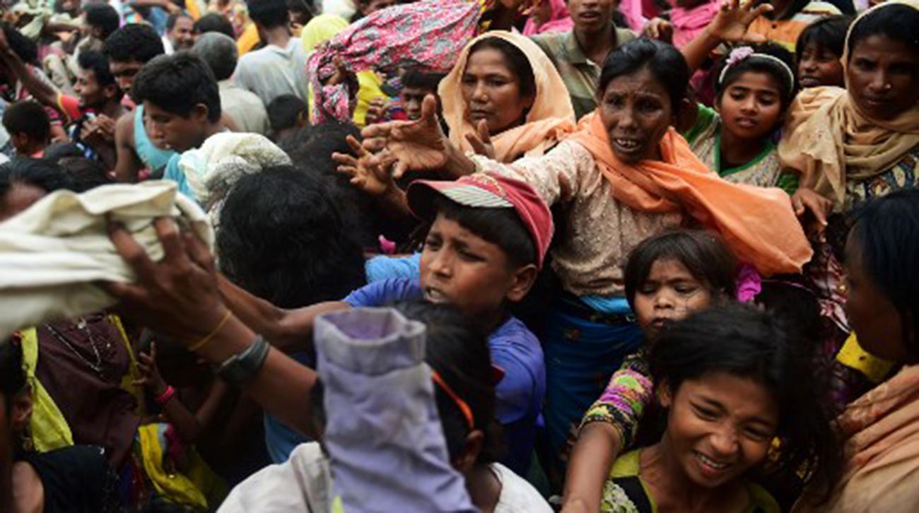 rohingya rohingyans no need to leave india says SC