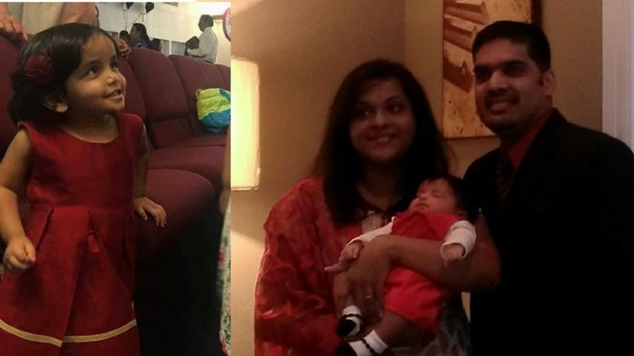 sherin mathews Sherin Mathews adoptive parents lose right to see their biological daughter