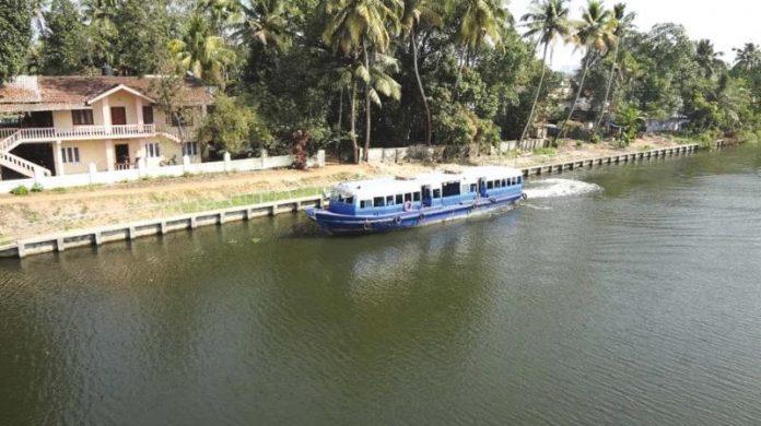 Kovalam-Kasargod Waterway to be ready by 2020