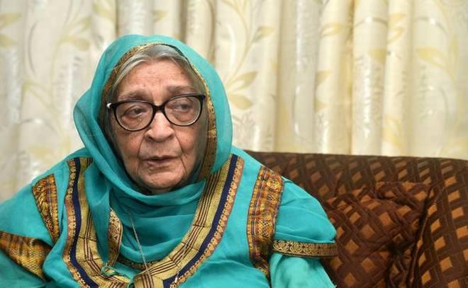 krishna sobti bags Jnanpith Award