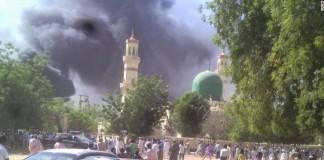 nigeria masjid bomb blast killed 20, nigeria, bomb blast