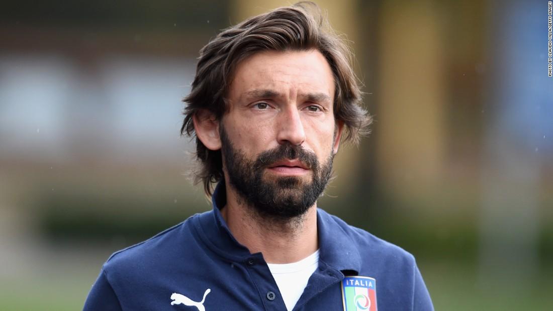 andrea pirlo announces retirement