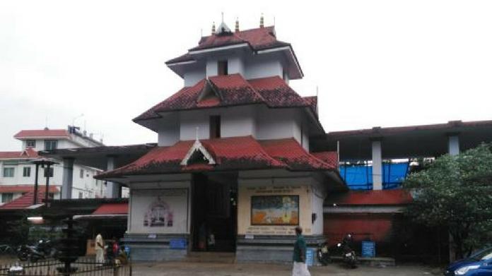 parthasarathy temple guruvayur