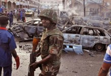 Nigeria bomb attack