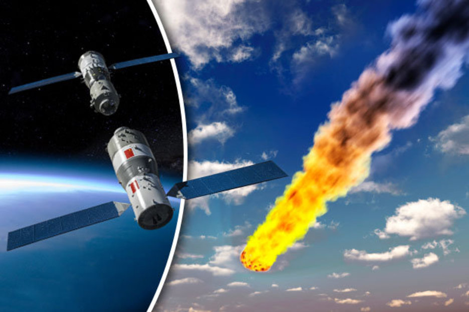 Tiangong 1 Satellite Could Crash on Earth Any Day