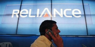 reliance stops voice call services