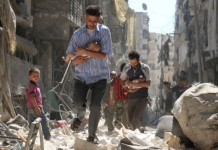 suicide bombing at syria killed 75