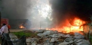 plastic factory accident death toll touches 13