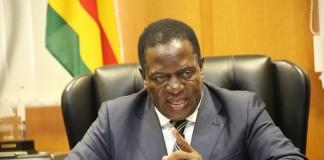 mnangagwa to swear in as zimbabwe prez today