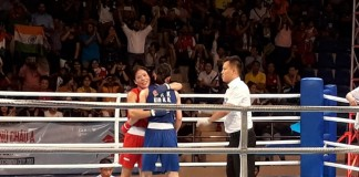 asian boxing championship gold to mary kom