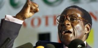 Robert Mugabe robert mugabe resigned