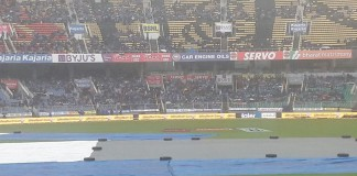 india newzealand match may postponed due to rain