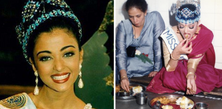 rare photos of Aishwarya Rai after crowned miss world