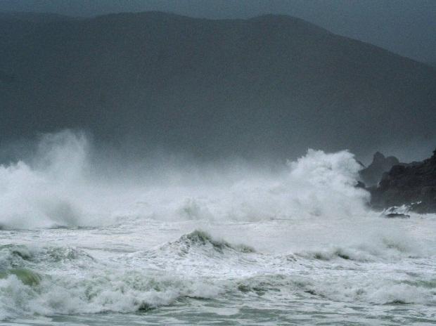 cyclone in vietnam