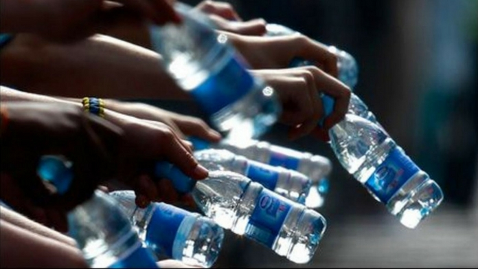 dangerous amount of calcium and chloride in bottled water Action Against Hotels For Selling Water Bottles At More Than Printed Price