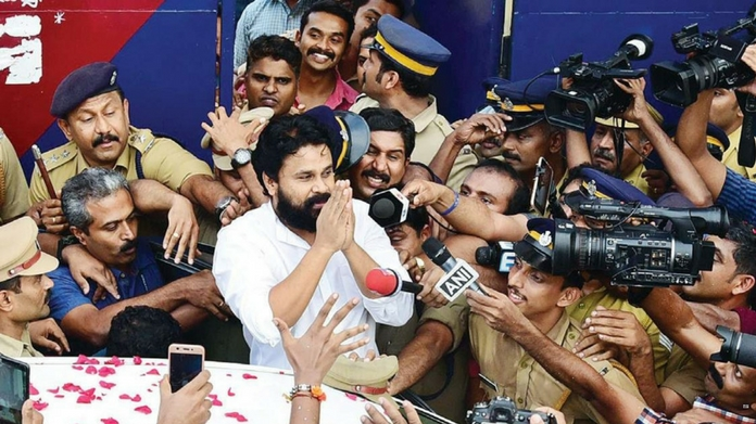 dileep dileep allowed to go overseas