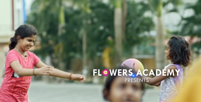 flowers academy students create video on AIDS
