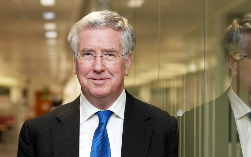 michael fallon resigned on sexual allegation