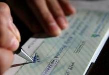 modi govt plans to ban cheque books too