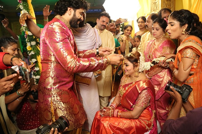 namitha wedding 2