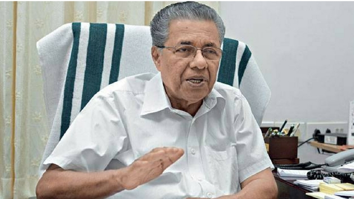 pinarayi vijayan asks district collectors to form projects ockhi crucial cabinet meeting today