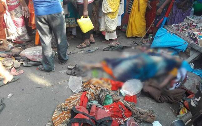 three killed in karthika poornima stampede
