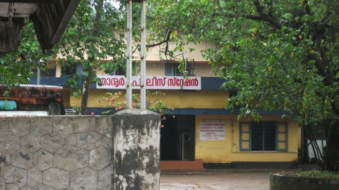 accused made to sing song in police station
