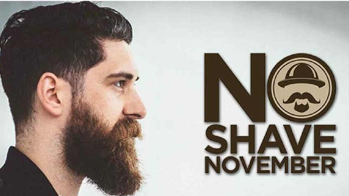 what is no shave november