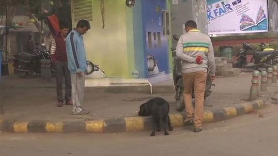 bomb threat in khan market