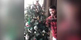 mohanlal christmas wish