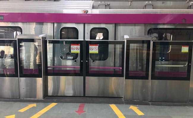 Delhi Metro's Magenta line inauguration by Modi kejriwal not invited