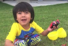 this six year old youtube star earns 70 crore per year ryan toys review