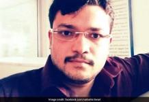 Son Of Former BJP MLA shot dead