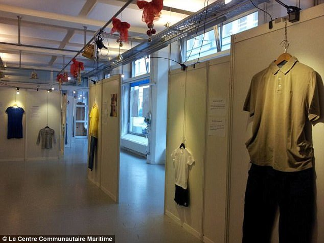 Exhibition Shows Clothes Worn By Rape Victims